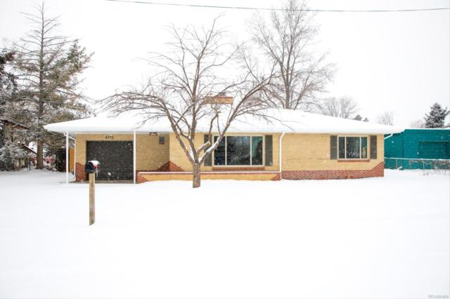 4775 Indiana Street, Golden, CO 80403 (#6278550) :: The Heyl Group at Keller Williams