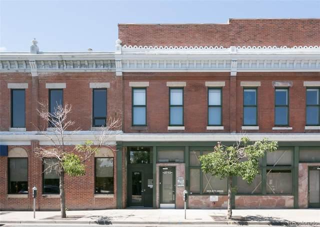 2711 Welton Street #205, Denver, CO 80205 (MLS #6279119) :: Kittle Real Estate
