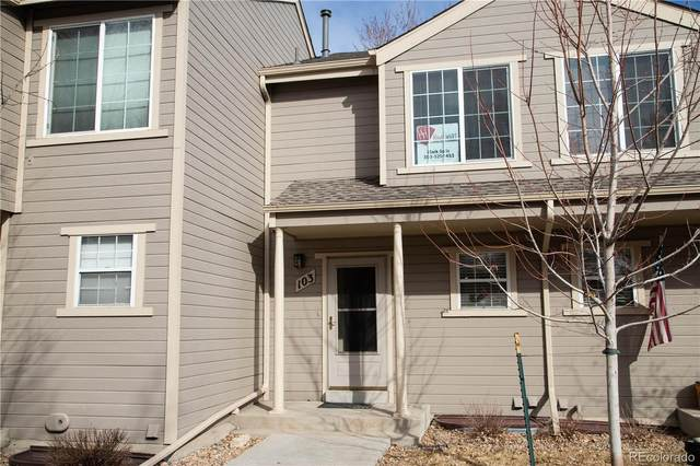 11167 W 17th Avenue #103, Lakewood, CO 80215 (#6280368) :: Colorado Home Finder Realty