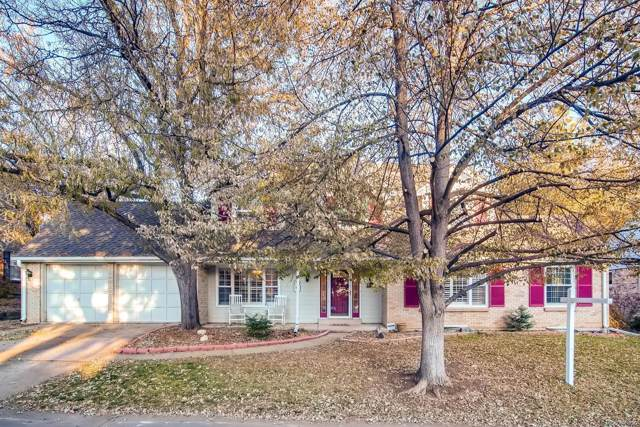 7254 S Olive Way, Centennial, CO 80112 (#6280580) :: The Heyl Group at Keller Williams
