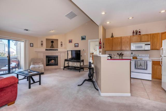 7474 S Alkire Street #306, Littleton, CO 80127 (#6281064) :: 5281 Exclusive Homes Realty