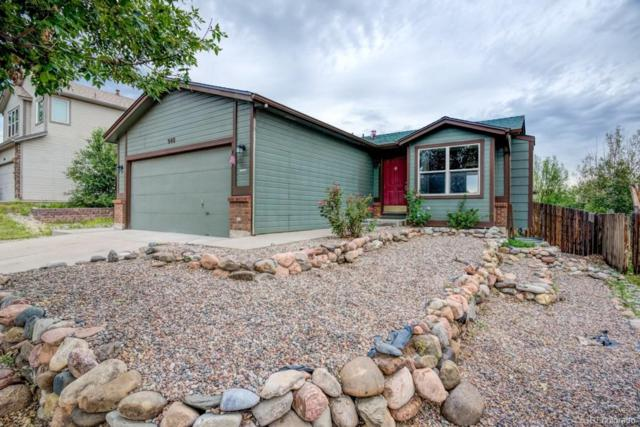 948 White Stone Way, Fountain, CO 80817 (#6281117) :: The Peak Properties Group