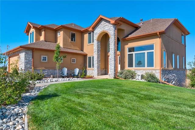 692 N Nobel Drive, Parker, CO 80138 (MLS #6281245) :: 8z Real Estate