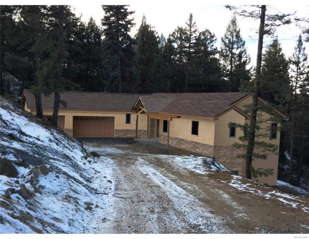 5011 Liberty Drive, Evergreen, CO 80439 (MLS #6281256) :: 8z Real Estate