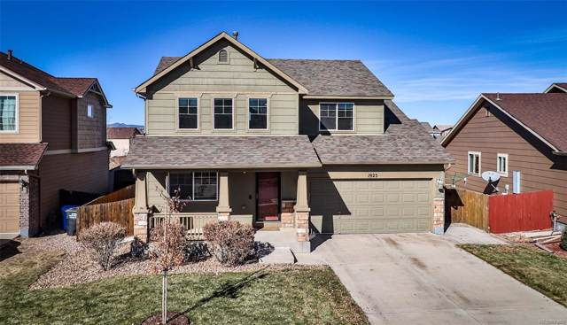 1925 Dewhirst Drive, Colorado Springs, CO 80951 (#6281386) :: HomeSmart Realty Group