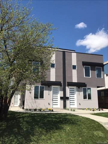 1364 Yates Street, Denver, CO 80204 (#6281710) :: The DeGrood Team