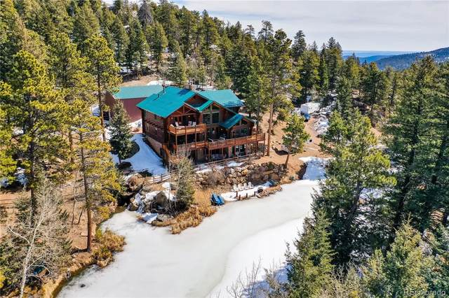 22231 Alpine Meadows, Morrison, CO 80465 (#6282337) :: The Dixon Group