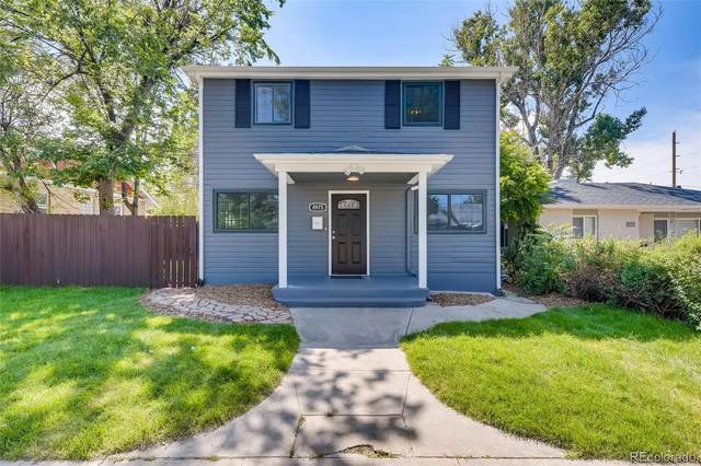 4975 Meade Street, Denver, CO 80221 (MLS #6282380) :: Clare Day with Keller Williams Advantage Realty LLC