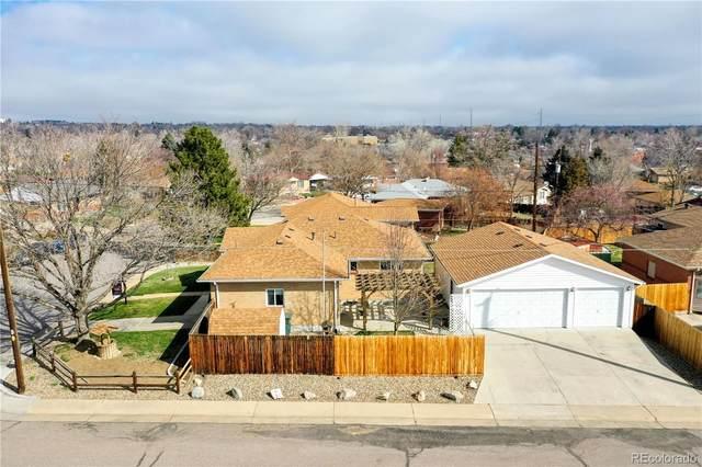 10438 Pearl Way, Northglenn, CO 80233 (MLS #6282392) :: Kittle Real Estate