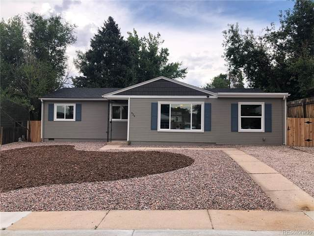 324 Locust Drive, Colorado Springs, CO 80907 (MLS #6282619) :: 8z Real Estate