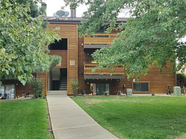 337 Wright Street #208, Lakewood, CO 80228 (#6282627) :: The HomeSmiths Team - Keller Williams