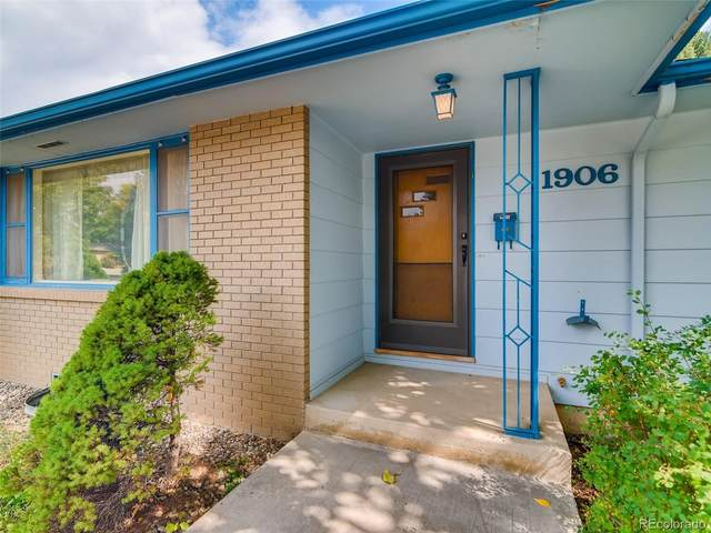 1906 Cameo Avenue, Loveland, CO 80538 (MLS #6282909) :: Bliss Realty Group