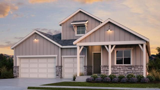 4962 Coulee Trail, Castle Rock, CO 80108 (#6283260) :: RazrGroup