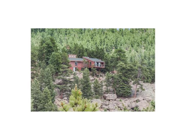 11911 Kings Court, Conifer, CO 80433 (MLS #6283398) :: 8z Real Estate