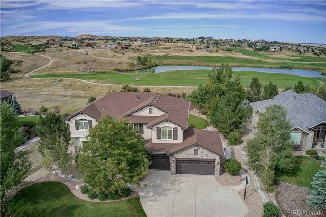 4973 Raintree Drive, Parker, CO 80134 (#6283883) :: The Healey Group