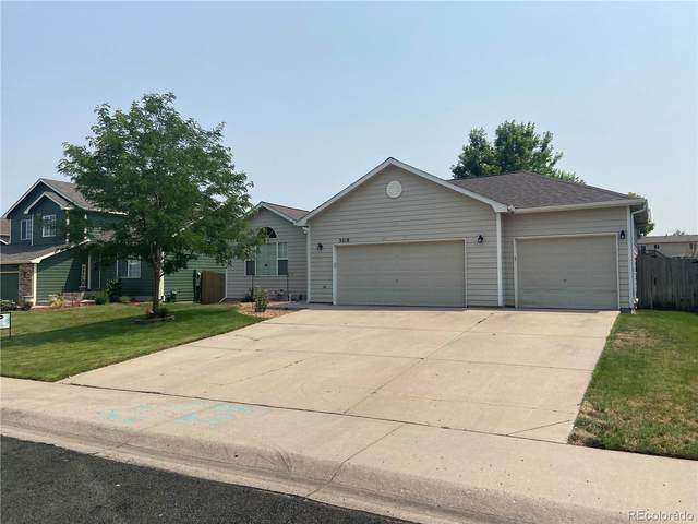 3018 Mariners Landing Drive, Evans, CO 80620 (#6284174) :: The DeGrood Team
