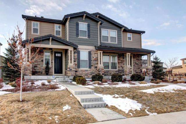 10202 Tall Oaks Circle, Parker, CO 80134 (#6284504) :: The DeGrood Team