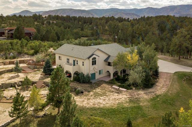 8376 Sugarloaf Road, Larkspur, CO 80118 (#6284675) :: Keller Williams Action Realty LLC