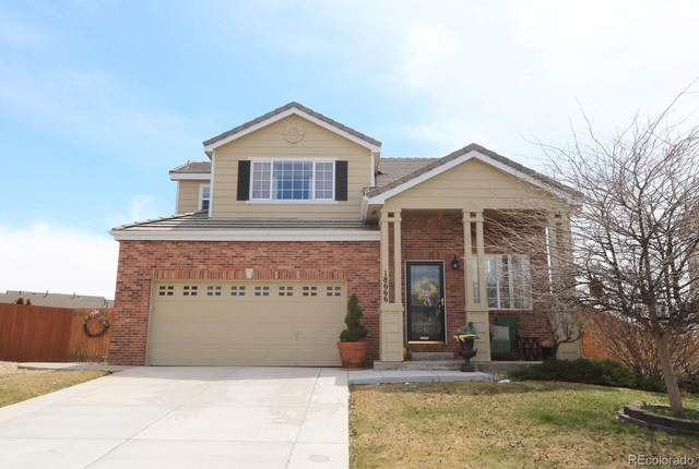 18666 E Vassar Drive, Aurora, CO 80013 (#6285335) :: The Colorado Foothills Team | Berkshire Hathaway Elevated Living Real Estate