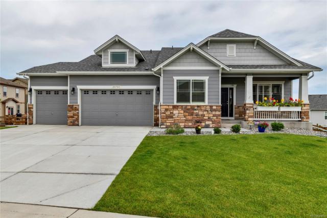 20703 Park Hollow Drive, Parker, CO 80138 (MLS #6285424) :: 8z Real Estate