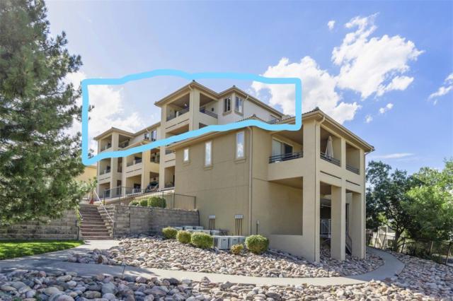 13353 W Alameda Parkway #301, Lakewood, CO 80228 (MLS #6285524) :: 8z Real Estate