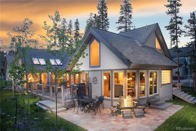 128 Windwood Circle, Breckenridge, CO 80424 (#6285527) :: The DeGrood Team