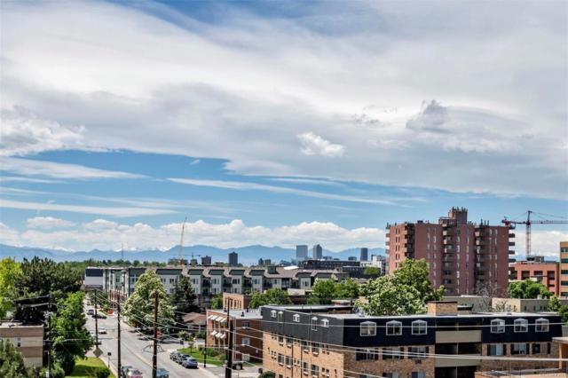 799 Dahlia Street #607, Denver, CO 80220 (#6285654) :: Bring Home Denver with Keller Williams Downtown Realty LLC