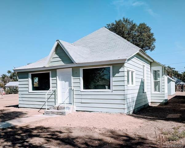519 Lincoln Avenue, Ordway, CO 81063 (MLS #6286099) :: 8z Real Estate