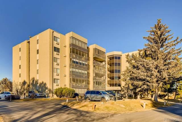 14001 E Marina Drive #508, Aurora, CO 80014 (MLS #6286387) :: Keller Williams Realty