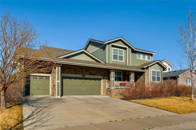 8029 S Country Club Parkway, Aurora, CO 80016 (#6286602) :: The Peak Properties Group