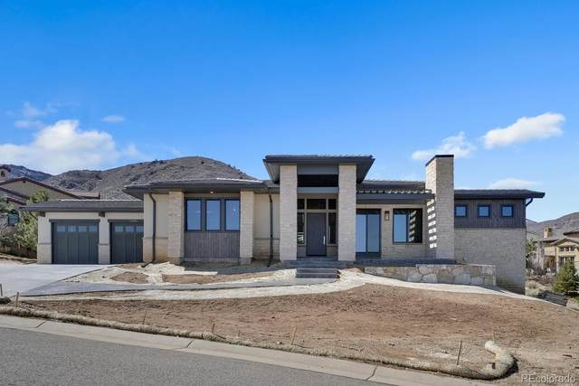 11385 Birolli Place, Littleton, CO 80125 (MLS #6286663) :: 8z Real Estate