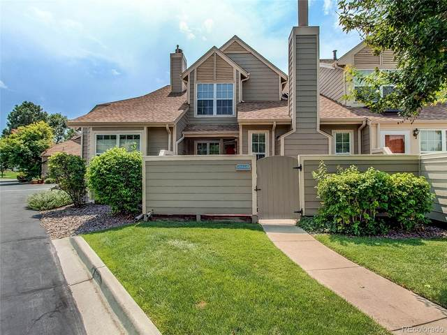 7373 E Iowa Avenue #1086, Denver, CO 80231 (#6286793) :: Chateaux Realty Group