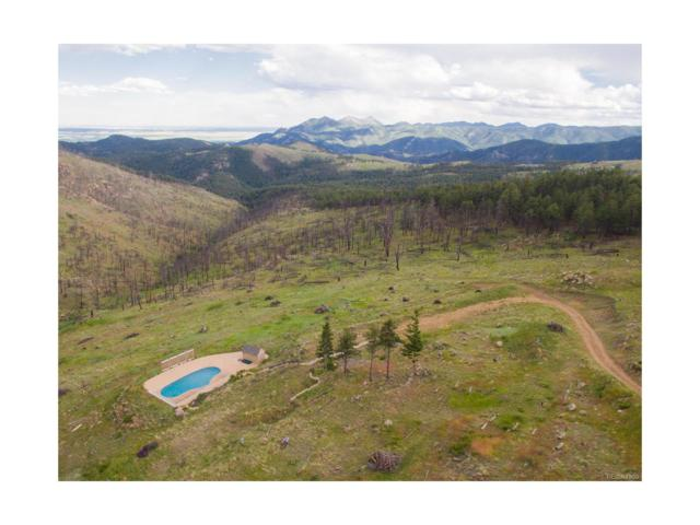 1462 County Road 83, Boulder, CO 80302 (#6287280) :: The Griffith Home Team