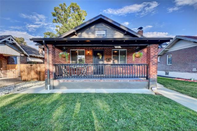 4228 Tejon Street, Denver, CO 80211 (#6287358) :: The City and Mountains Group