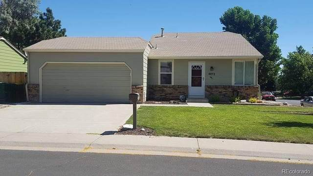 4872 S Pagosa Way, Aurora, CO 80015 (#6287568) :: The Griffith Home Team