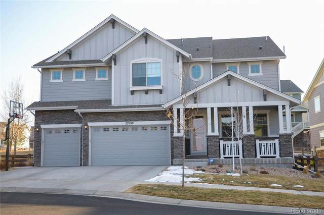 27008 E Plymouth Place, Aurora, CO 80016 (#6287755) :: Stephanie Fryncko | Keller Williams Integrity