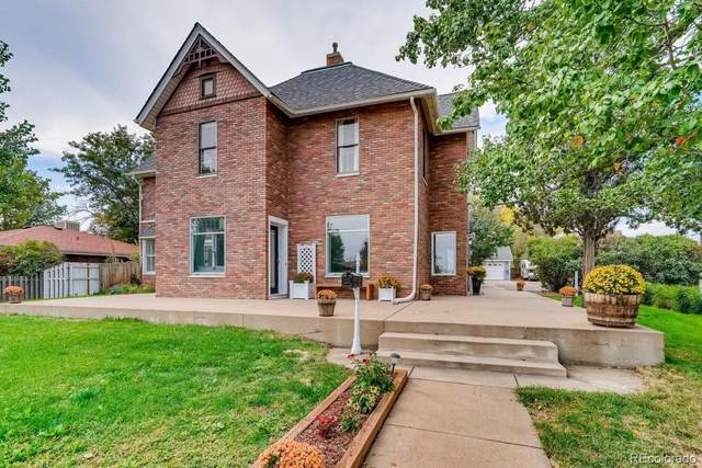 4795 Newland Street, Wheat Ridge, CO 80033 (#6287919) :: Bring Home Denver with Keller Williams Downtown Realty LLC