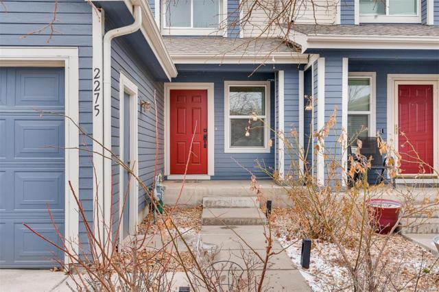 2275 E 109th Drive, Northglenn, CO 80233 (#6288243) :: The Peak Properties Group