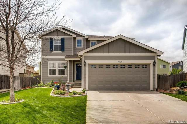 16626 E Phillips Place, Englewood, CO 80112 (#6288853) :: The Dixon Group