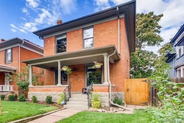 221 S Emerson Street, Denver, CO 80209 (MLS #6289841) :: 8z Real Estate