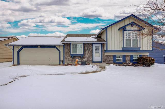 5839 S Perth Place, Centennial, CO 80015 (#6290241) :: Compass Colorado Realty