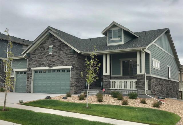 26926 E Davies Place, Aurora, CO 80016 (MLS #6290463) :: 8z Real Estate