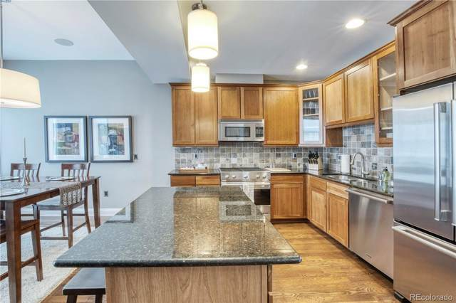 1950 N Logan Street #1205, Denver, CO 80203 (MLS #6290631) :: 8z Real Estate