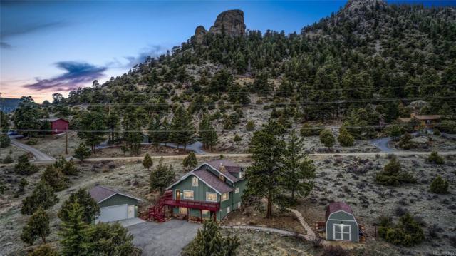 1431 Juniper Drive, Estes Park, CO 80517 (MLS #6290710) :: 8z Real Estate