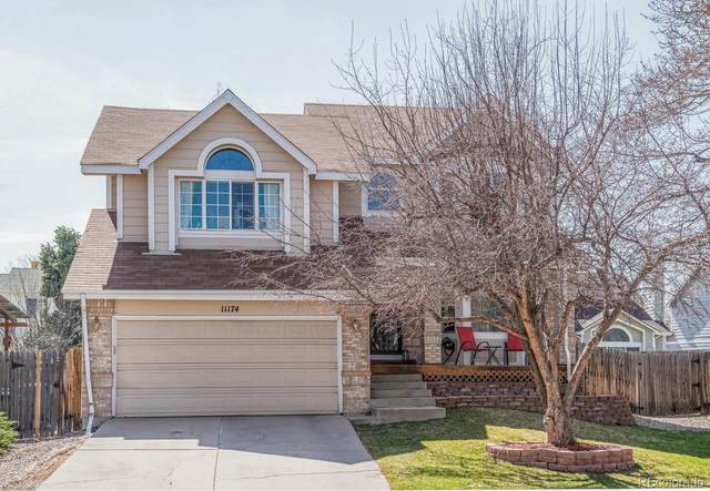 11174 W Fremont Place, Littleton, CO 80127 (MLS #6291079) :: 8z Real Estate