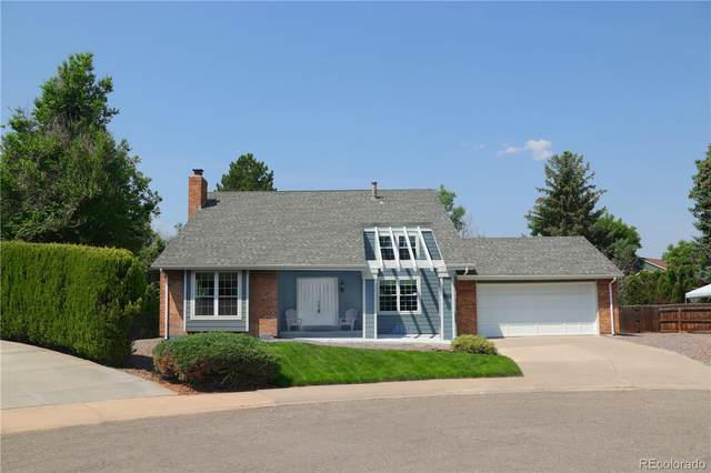 9914 W 85th Way, Arvada, CO 80005 (#6291212) :: Finch & Gable Real Estate Co.