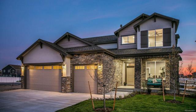 831 Shirttail Peak Drive, Windsor, CO 80550 (#6291393) :: The Peak Properties Group