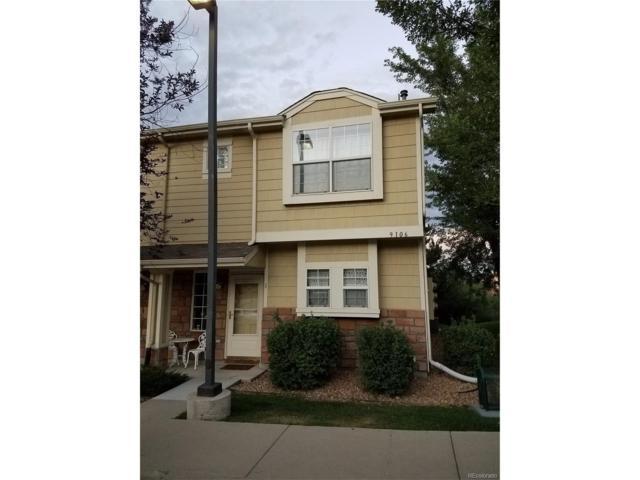 9106 Gale Boulevard #1, Thornton, CO 80260 (MLS #6291681) :: 8z Real Estate