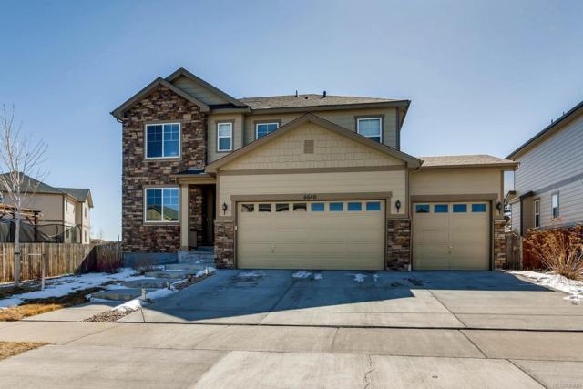 6640 S Kellerman Way, Aurora, CO 80016 (#6291800) :: Hometrackr Denver