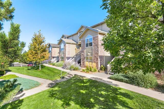3235 S Walden Court F, Aurora, CO 80013 (#6292013) :: The Tamborra Team